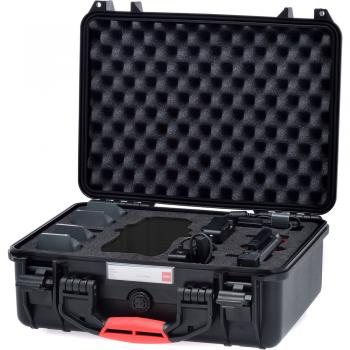 HPRC 2400 Hard Case for DJI Mavic Pro (Black) [Made in Italy]